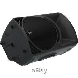 Mackie Srm450 V3 1000w 12 Pa Powered Portable Dj Disco Actif Haut-parleurs Paire