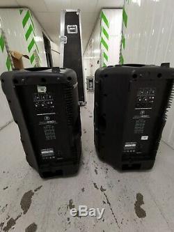 Mackie Srm450 V3 1000w 12 Powered Actif Portable Pa Dj Disco Président Paire