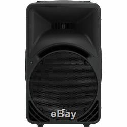 Mackie Srm450 V3 12 1000w Active Pa Dj Disco Club Portable Speaker (paire)