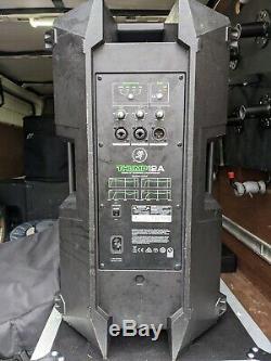 Mackie Thump 12a 12 Pouces Dj Disco Scène Active Speaker Pa