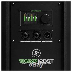 Mackie Thump 12bst 1300w Active 12 Wireless Dj Disco Band Pa Président