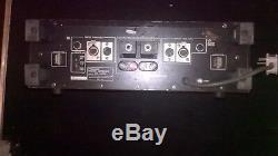 Mobile Dj Haut-parleurs Pa Amplificateur De Mixage Stands Band Kit Disco Set 1400w 12