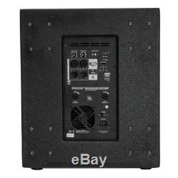 Omnitronic Maxx-1508dsp 2.1 Active System Pa Son 700w Dj Disco