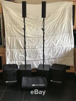 Paire D'enceintes Amplifiées Sono / Sono Db Technologies Es602 800w