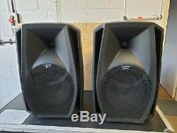 Paire De Db Technologies Cromo 12 Actifs Disco Band Haut-parleurs Idéal Pour Les Fêtes