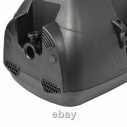 Paire Vonyx Active Powered Dj Disco Pa Haut-parleurs Sans Fil Bluetooth 12 1200w