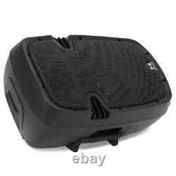 Petit 10 Haut-parleurs Portable High Powered Set (x4) Pour Mobile Dj Disco Party Pa