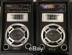 Pyle Pro Psufm837bt Disco Jam 800w Haut-parleurs Bluetooth