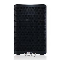 Qsc Cp8 Enceinte Active 8 Système De Sonorisation 1000w Dj Disco Sound System