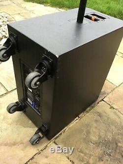 Qsc K12 Active Sub Yamaha Dxr 12 Pa Actif Portable En Direct Band Disco De Répétition