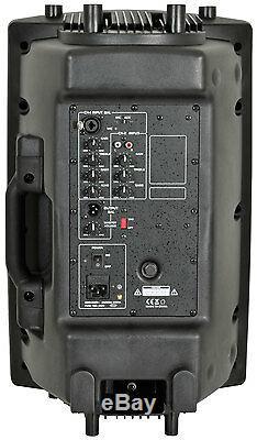 Qtx Qx15a 15 Active Speaker Pa Dj Disco 500w Moniteur Sound System
