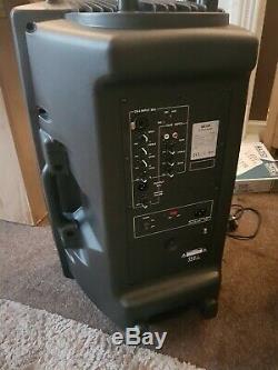 Qtx Qx15a Active 15 Pouces 250w Rms Dj Disco Moulé Pa Haut-parleurs (paire)
