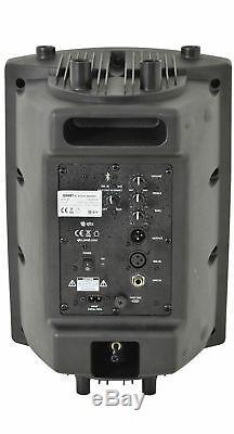Qtx Qx8bt 8 200w Haut-parleur Actif Bluetooth Dj Disco Party Sound System Pa