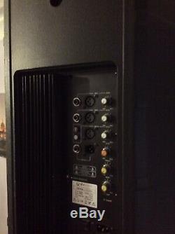Qtx Son Qs15a 15 700w Disco Dj Pa Actifs À Partir Abs Haut-parleurs. Ceci Est Une Paire