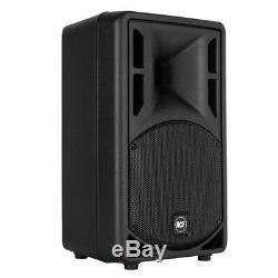 Rcf Art 310-a mk4 10 800w Actif 2 Voies Dj Disco Club Band Speaker De Pa (paire)