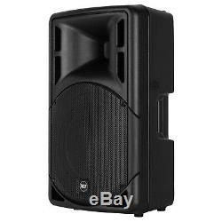 Rcf Art 312-a 12 Mk4 Active 2-way Powered Dj Pa Disco Band Speaker System 800w