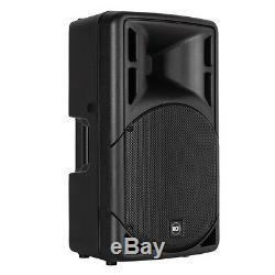 Rcf Art 315-a Mk4 15 Haut-parleurs De Sonorisation Dj Disco Amplifiés Actifs 2 Voies 800w