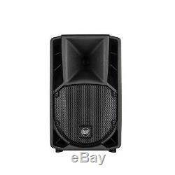Rcf Art 708-a Mk4 8 Haut-parleurs De Sonorisation Dj Disco Amplifiés Actifs 2 Voies 800w