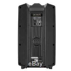 Rcf Art 710-a Mk4 10 Haut-parleurs De Sono Dj Disco Actionnés Actifs Bidirectionnels 1400w