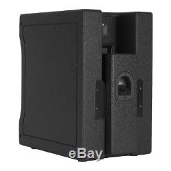 Rcf Evox 5 Tableau À Deux Colonnes Haut-parleur Actif Système 800w Dj Disco Sound System