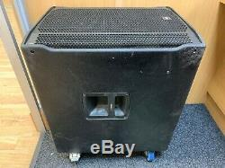 Rcf Sub 708-as II Professional 18 1400w Dj Disco Actif Powered Pa Subwoofer