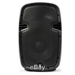 Skytec Haut-parleur Spj-1000abt Sonorisation Mobile Dj Disco Bluetooth Actif 10 400w