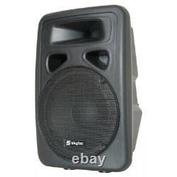 Sp1500abt 15 Pouces Active Bluetooth Speaker Home Dj Disco Pa Monitor Eq 800w