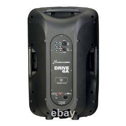 Studiomaster 15a Active 15î Haut-parleur 620w Dj Disco Pa Sound System