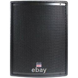 Studiomaster Drive 15sa Active Powered Subwoofer Live Sound Dj Disco Speaker 400