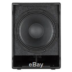 Subwoofer Actif Dj Disco Club Compact 1200w Rcf Sub 702as II Compact 12