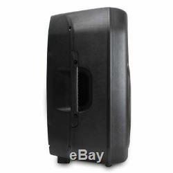 Système De Haut-parleurs Actifs De 12 Pouces Le Paquet Portable Dj Disco Pa Est Composé De Câbles 700w