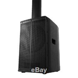 Système De Sonorisation Colonne Active Haut-parleur Ibiza Sound 400w Système De Sonorisation Dj Disco 10