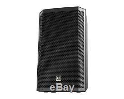 Système De Sonorisation Dj Disco Pa 2 Haut-parleurs 1000w 12 Electrovoice Zlx12p
