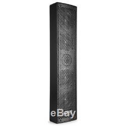 Système De Sonorisation Haut-parleur Et Subwoofer Pour Dj Mobile Disco Party Installation Facile