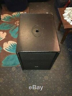 Système Rcf Hd10a Art905sa Système De Haut-parleur Actif. Système D'enceintes Bande Disco