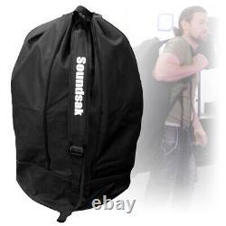 Vonyx 15 Bluetooth Actif Dj Disco Party Speaker + Soundsak Speaker Carry Bag