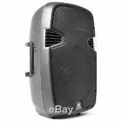 Vonyx 15 Haut-parleur Actif Bluetooth Mp3 Usb Sd Dj Disco Party 800w
