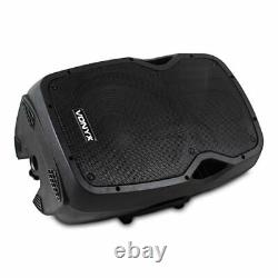 Vonyx Active Pa Speaker Ap1200a 12 Pouces 300w Rms Dj Party Disco Moniteurs