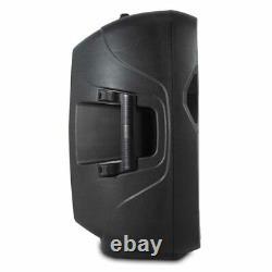 Vonyx Active Powered Hi-end Pa Speaker Ap Series 12 Pouces Dj Party Disco 600w Max
