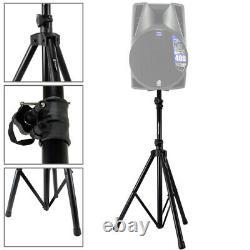 Vonyx Vps082a 8 Haut-parleurs Bluetooth Actifs Dj Pa System Wth Stands & Bags