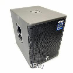 Yamaha Dxs15 Actif 15 Powered Inc Dj Mobile Disco Subwoofer Garantie